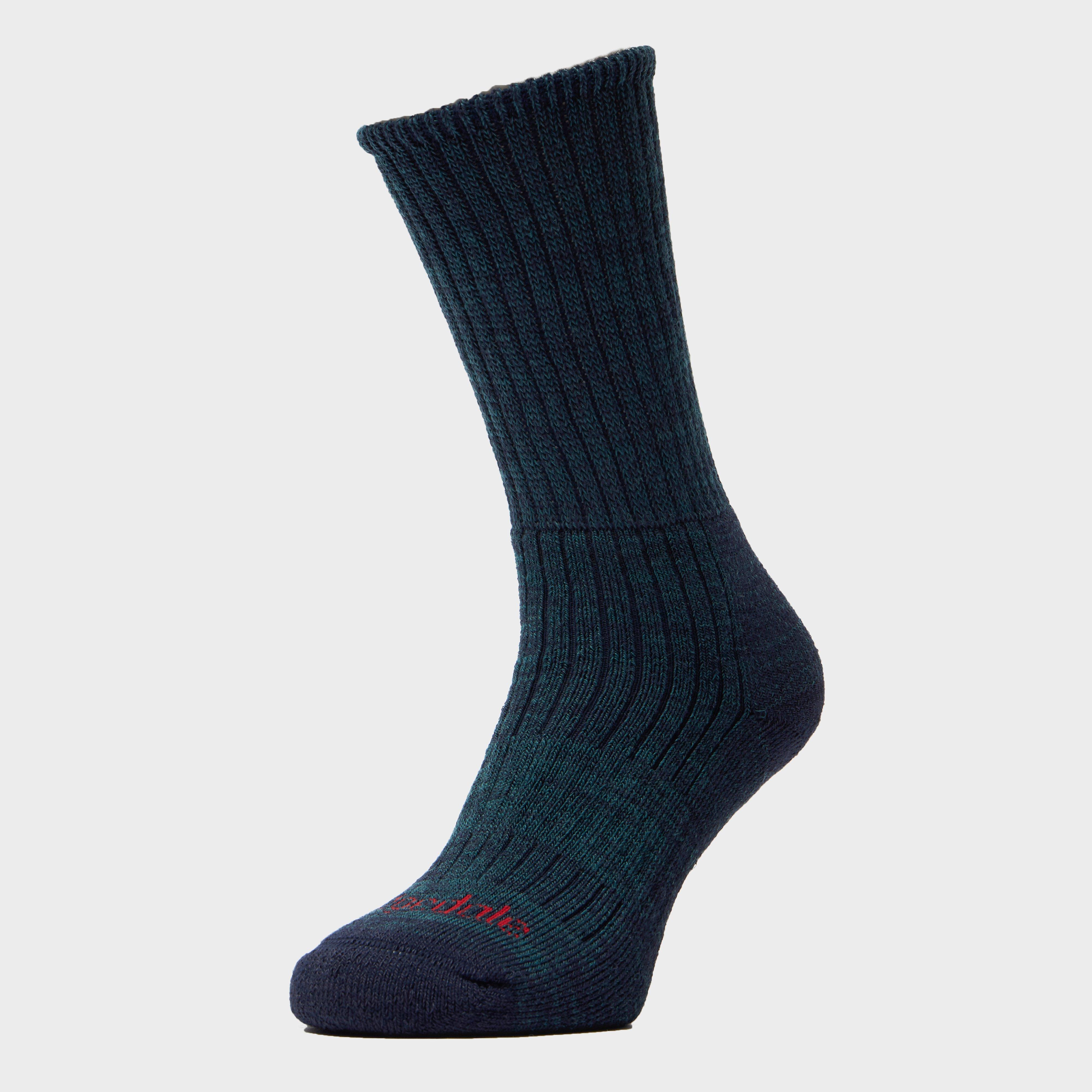 Bridgedale Bridgedale Mens Hike Midweight Comfort Socks - Navy, Navy