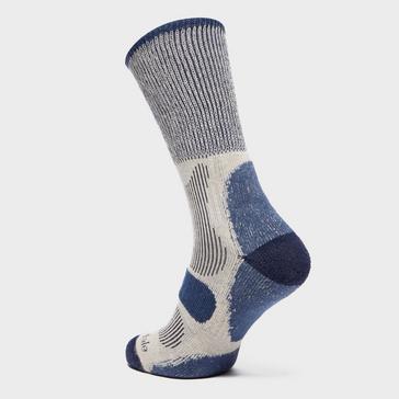 Blue Bridgedale Men's Coolmax® Light Hiker Sock
