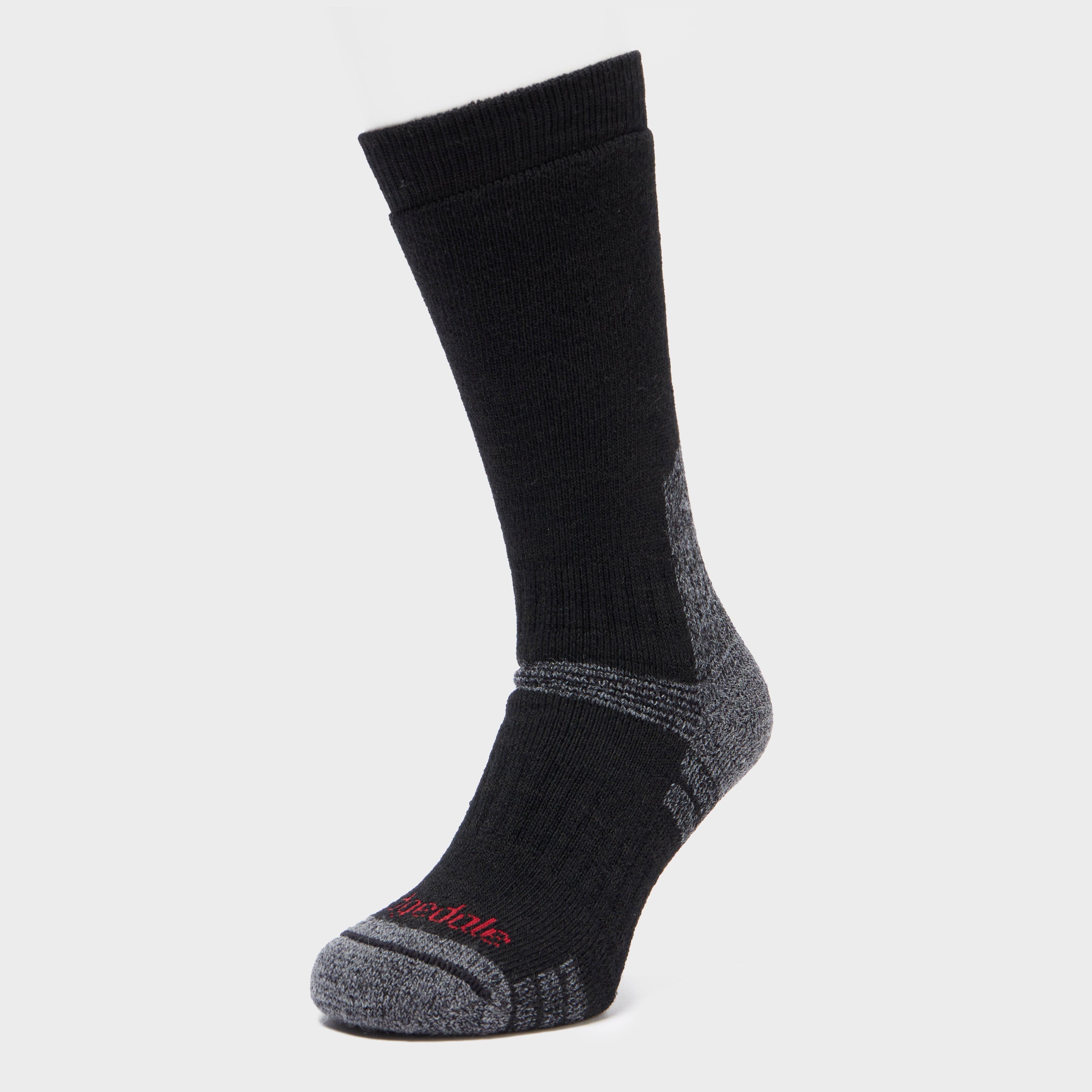 Bridgedale Bridgedale Mens Explorer Heavyweight Boot Sock - Black, Black