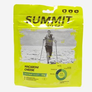 yellow Summit To Eat Macaroni Cheese