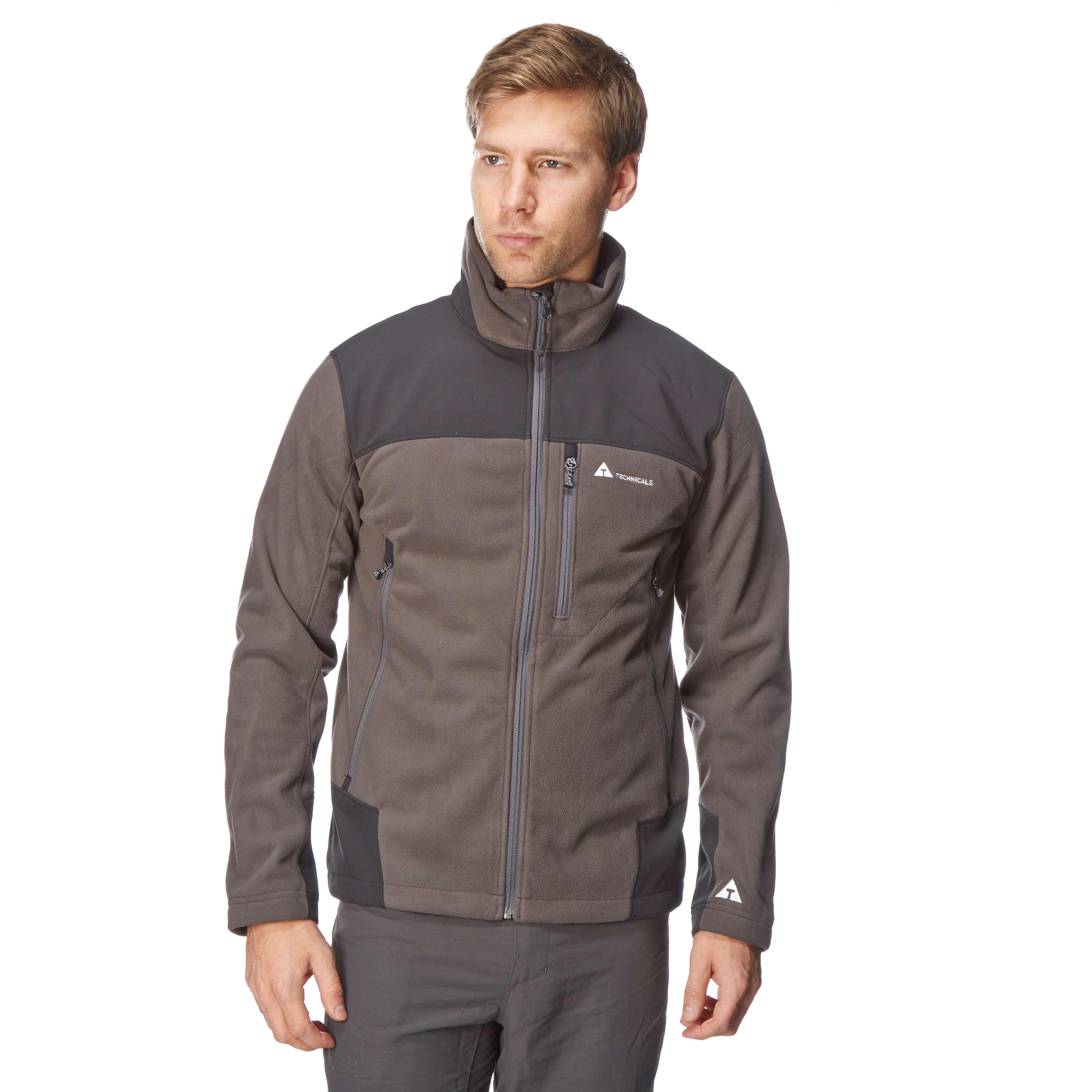 TECHNICALS Men's Windproof Softshell Jacket