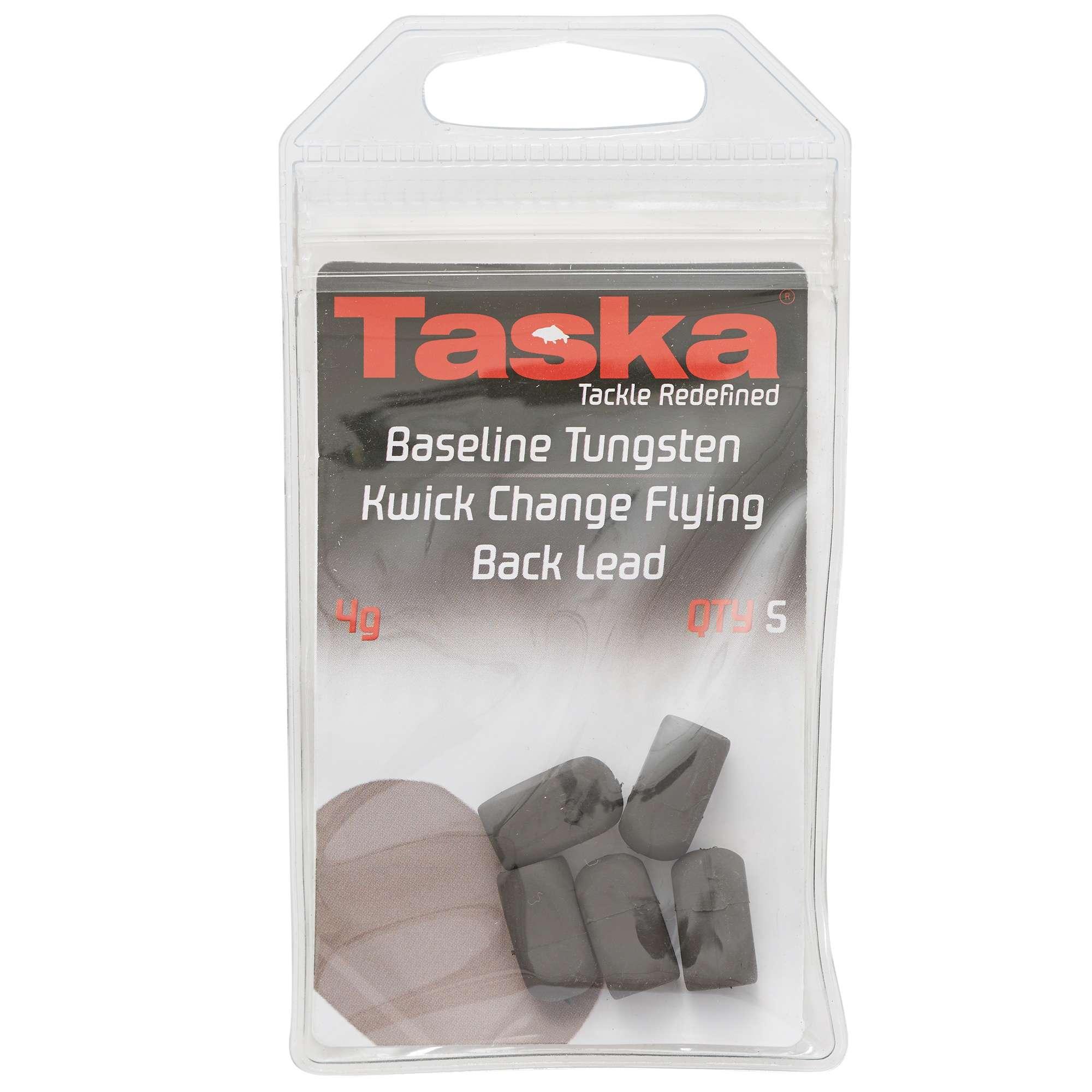 TASKA Kwick Change Flying Back Leads and 4mm Beads