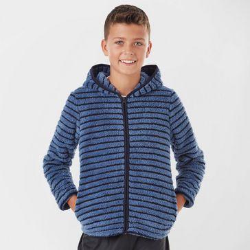 4d8d63bd15226 PETER STORM Kid s Teddy Stripe Hooded Fleece ...