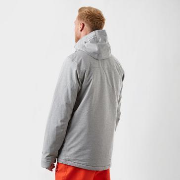 Grey Protest Men's Texture Jacket