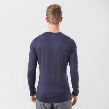 d861c1cea0f7 ICEBREAKER Men's Oasis Long Sleeve Crew. Quick buy