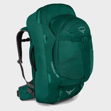 Green Osprey Fairview 55 Backpack