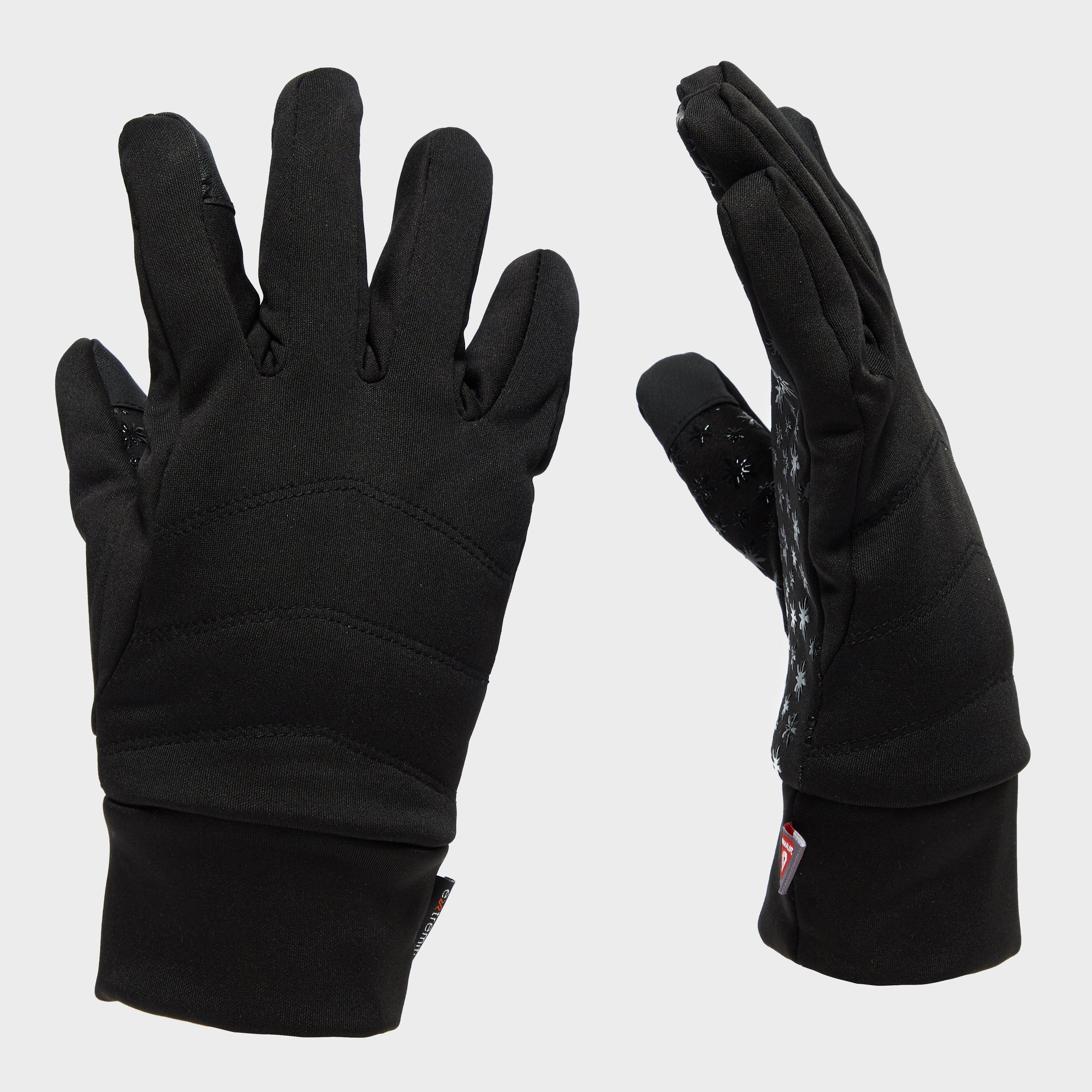 Extremities Extremities womens Super Thicky Gloves - Black, Black