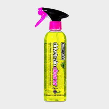 Yellow Muc Off Bio Drivetrain Cleaner 750ml