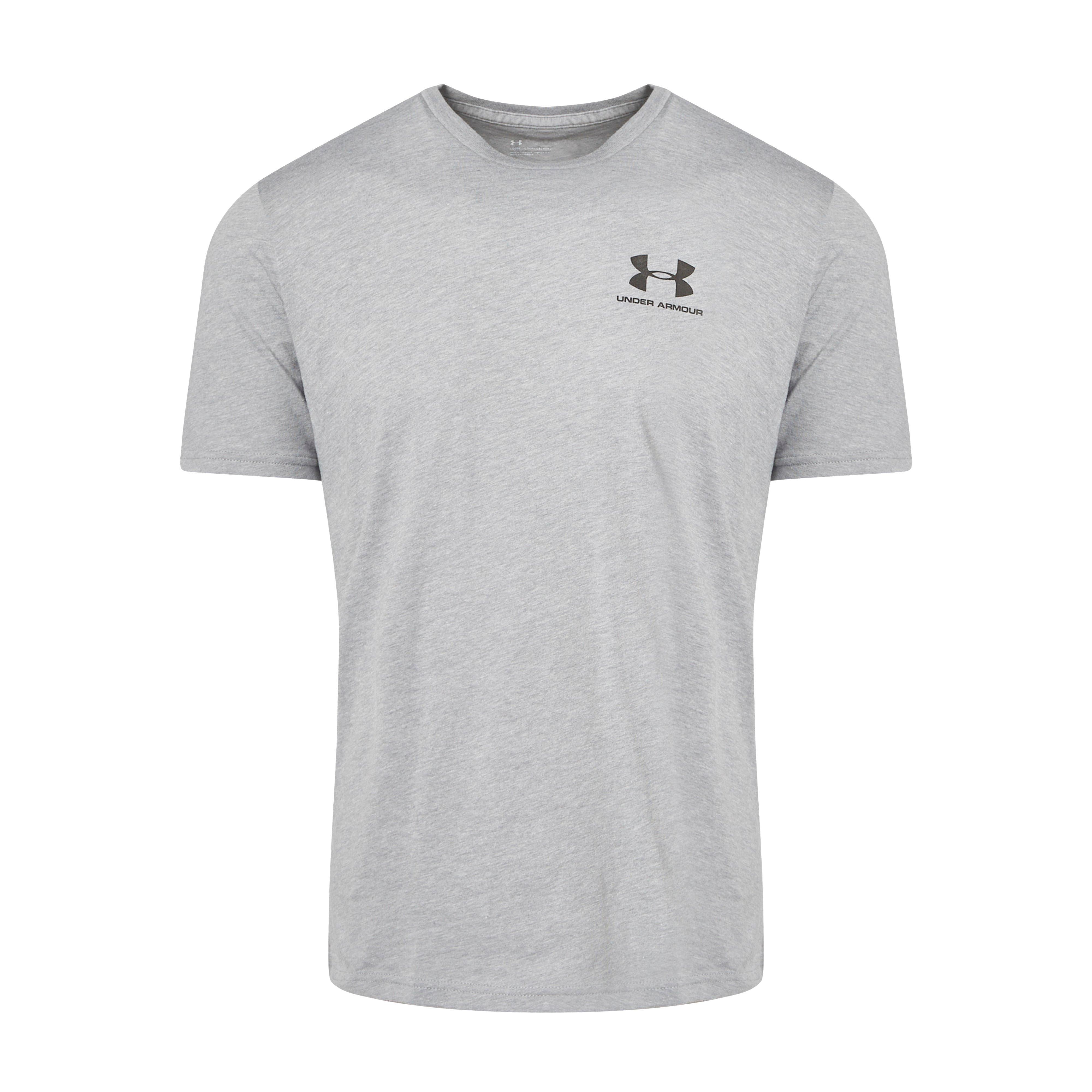 Under Armour Under Armour Mens Sportstyle T-Shirt, Grey