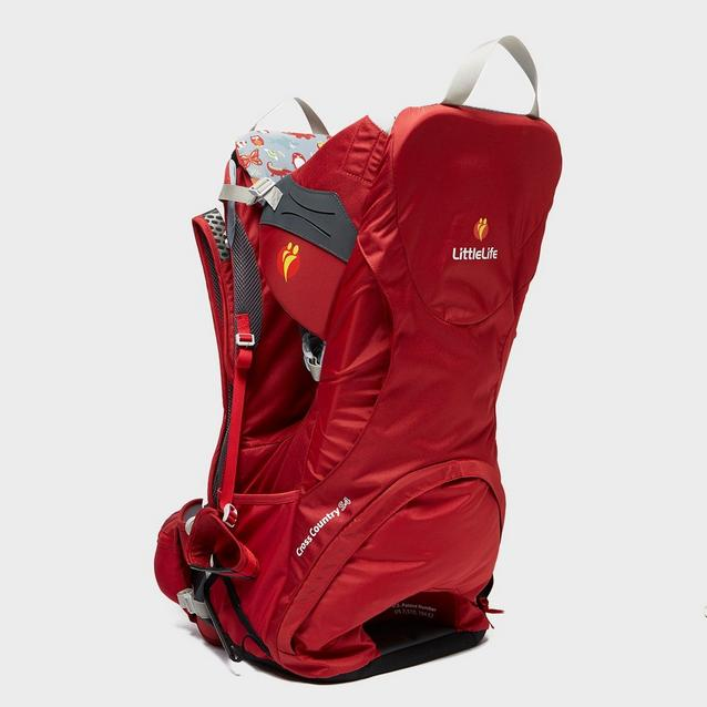 ccf7e9bc773 LITTLELIFE Cross Country S4 Child Carrier image 1