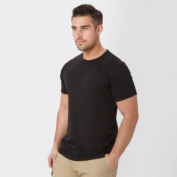Black Peter Storm Men's Short Sleeve Thermal Crew Baselayer Top