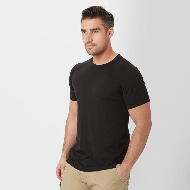 Men's Short Sleeve Thermal Crew Baselayer