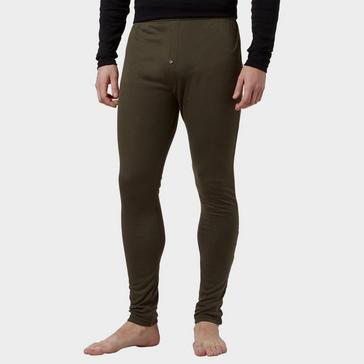 Khaki Peter Storm Men's Thermal Baselayer Pants