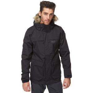 JACK WOLFSKIN Men's Westport 3 in 1 Parka