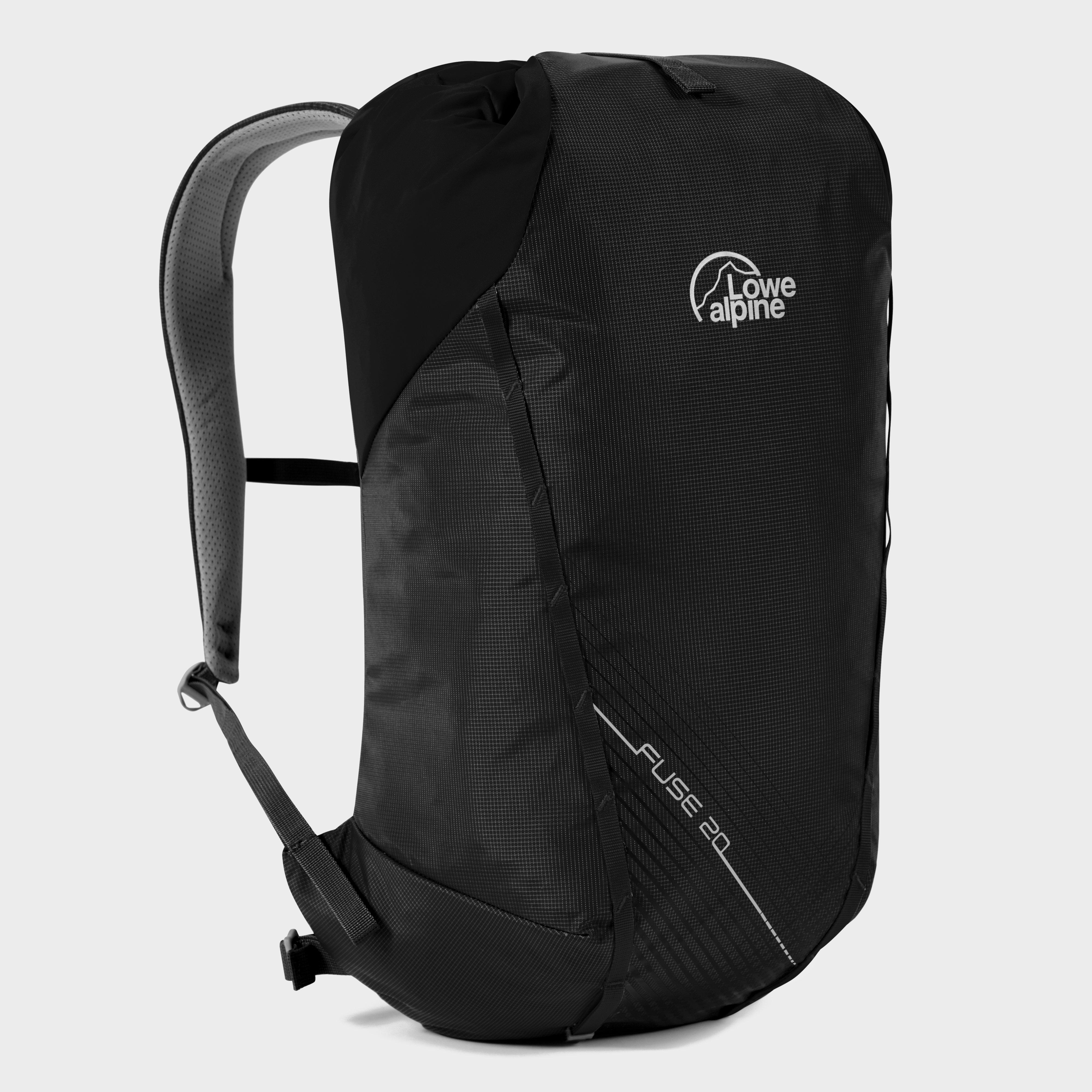 Lowe Alpine Lowe Alpine Fuse 20 Daypack - Black, Black