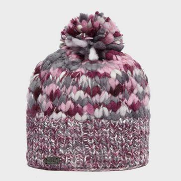 18aa67d7a7b Purple KUSAN Rainbow Bobble Hat ...