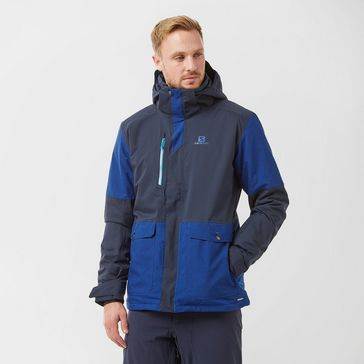 16746834c3 Salomon Men s Stormtrack Jacket ...