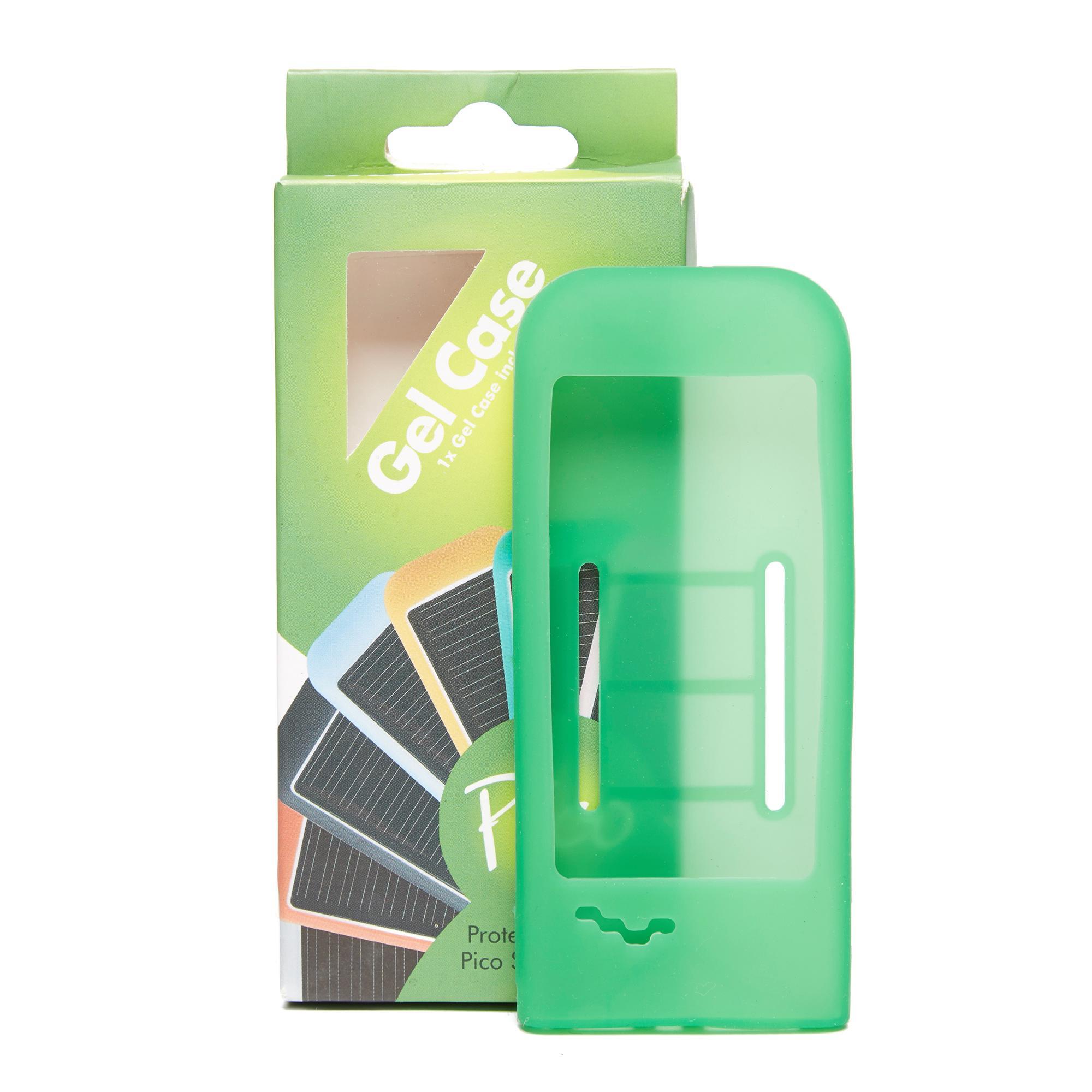 Freeloader Freeloader Pico Gel Case - Green, Green