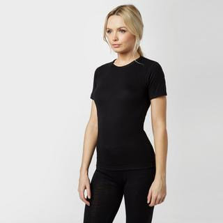 Women's Short Sleeve Thermal Crew Baselayer Top