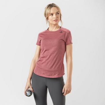 Pink adidas Women's Prime T-Shirt