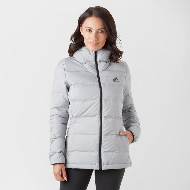Women's Helionic Hooded Down Jacket