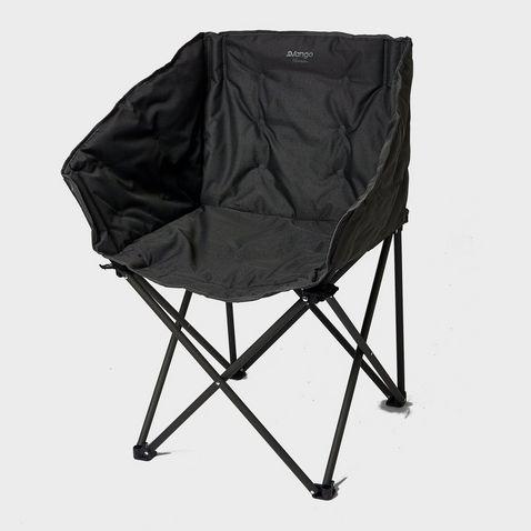 e92c7efd93d Vango Microlite Tall Chair Dark Grey One Size