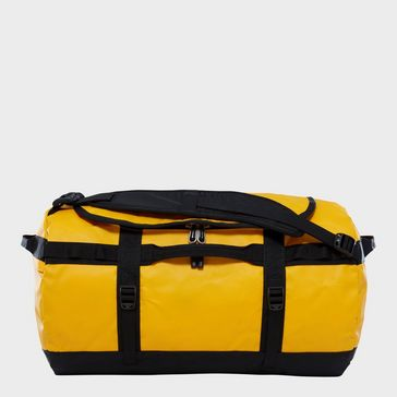 6376a19acf Gold THE NORTH FACE Basecamp Duffel Bag (Small) ...