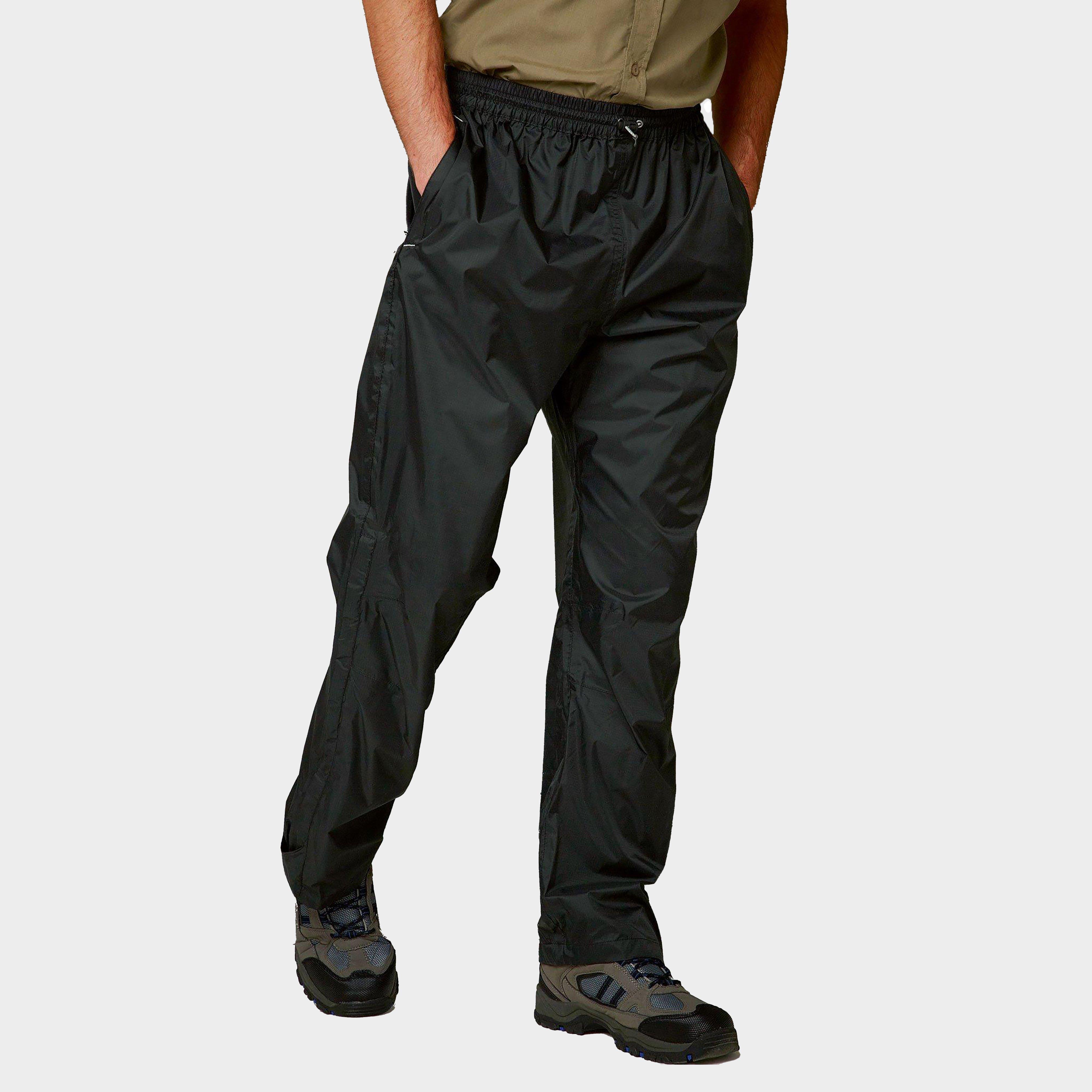 Craghoppers Craghoppers Unisex Ascent Overtrousers - Black, Black