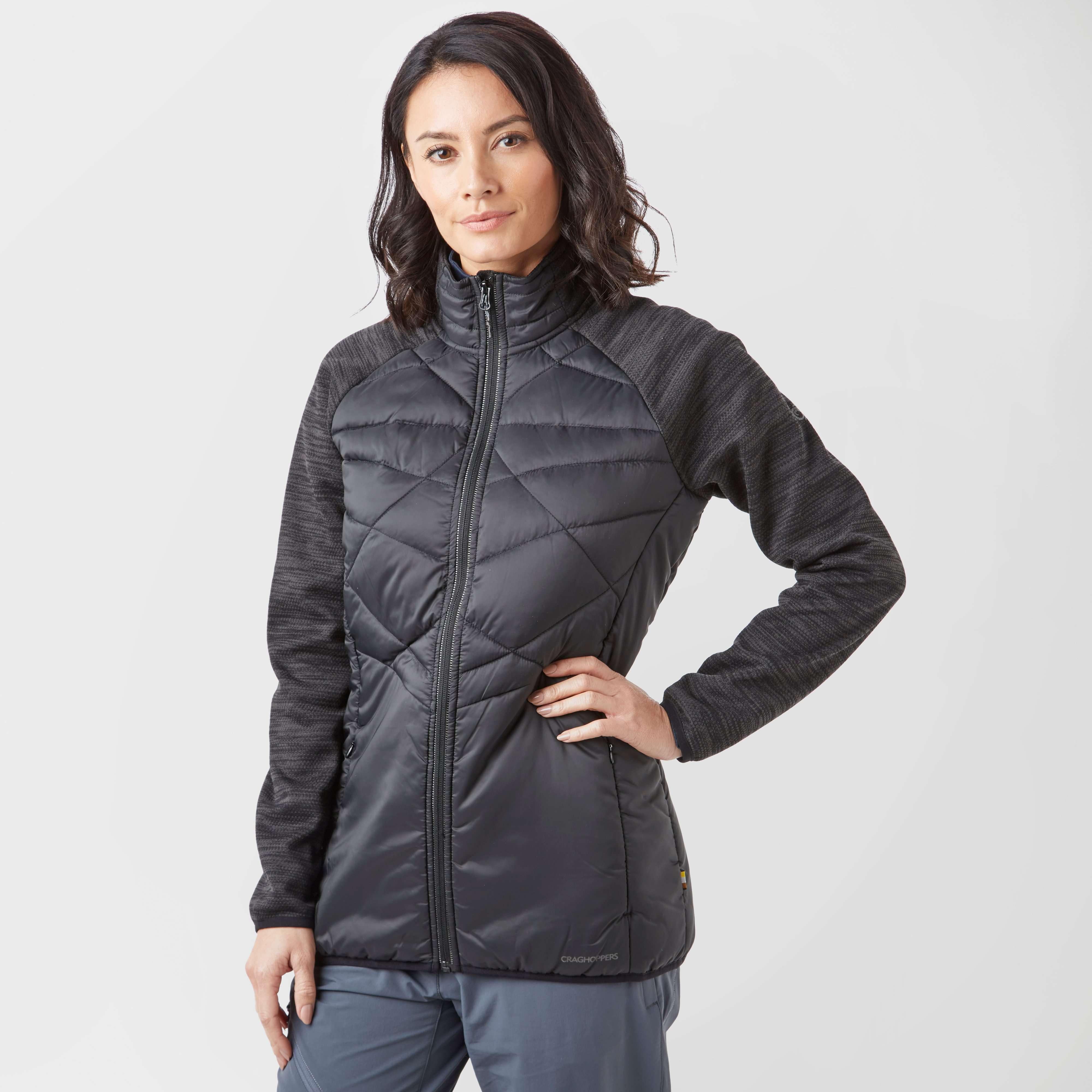 CRAGHOPPERS Women's Midas Hybrid Jacket