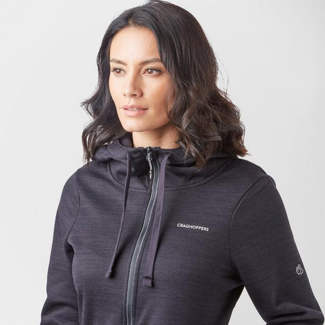 Craghoppers Ladies Vector Hooded jacket
