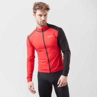 Men's R7 GORE® WINDSTOPPER® Zip-Off Shirt