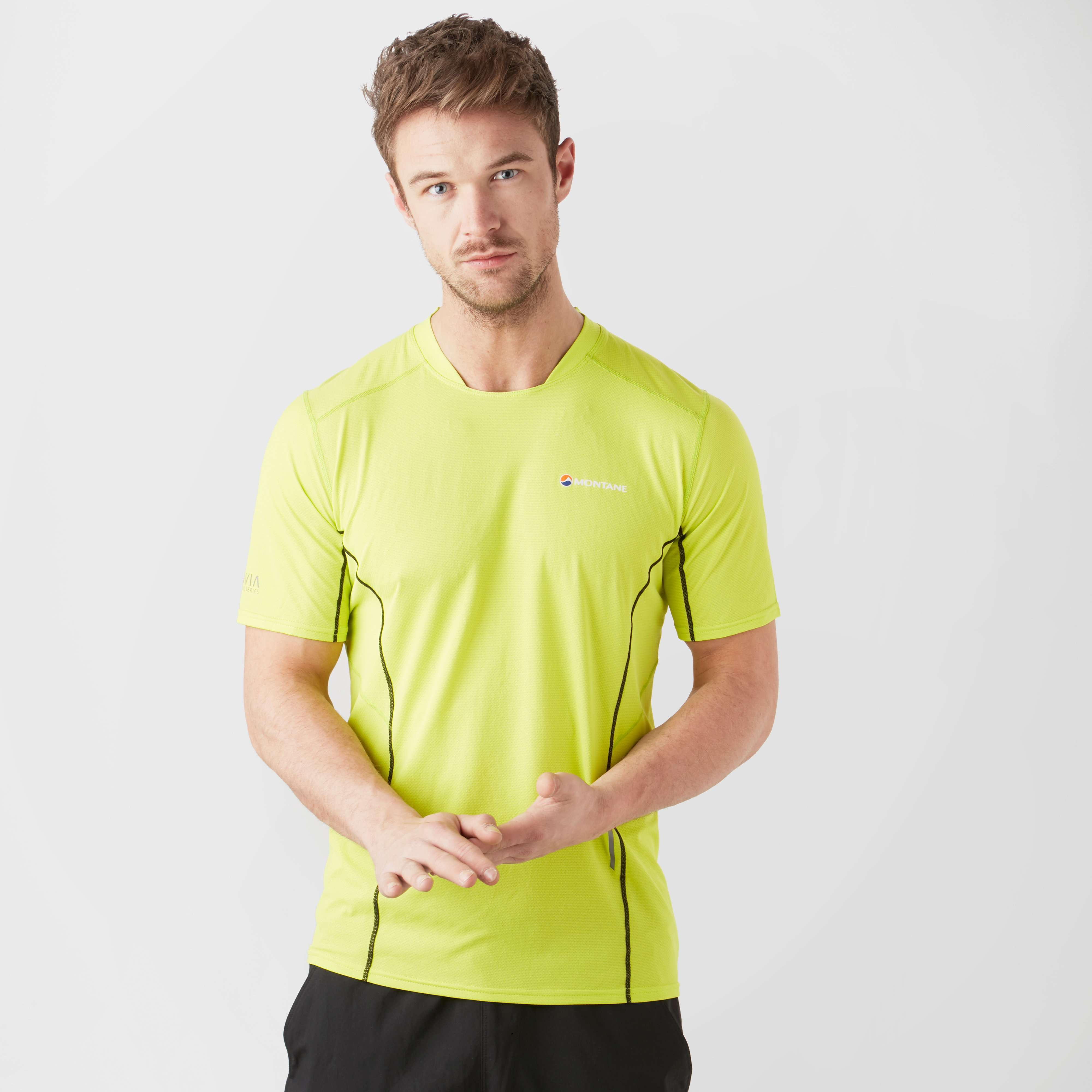 MONTANE Men's Razor T-Shirt
