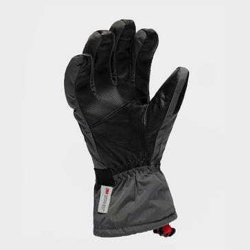 Black Technicals Men's Ski Gloves