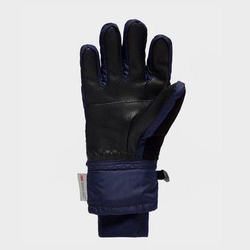 Navy Peter Storm Kids' Ski Gloves