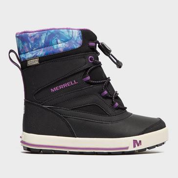 213db179026f MERRELL Kid s Snow Bank 2 Waterproof Snow Boot
