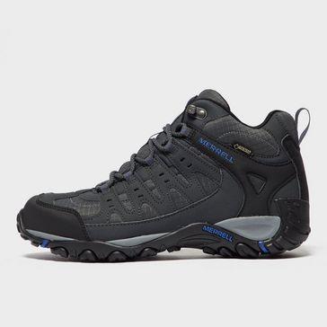 85b74cec3d Dark Grey MERRELL Men's Accentor GORE-TEX® Mid Boots ...