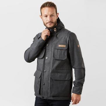 Grey|Grey Hi Tec Men's Hopkins Jacket