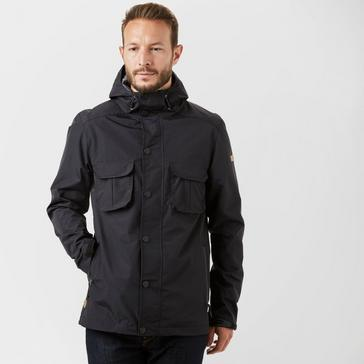 Black Hi Tec Men's Woodward Jacket