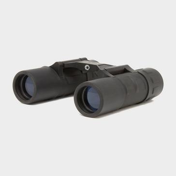 Black Barska Focus Free 9 x 25 Binoculars