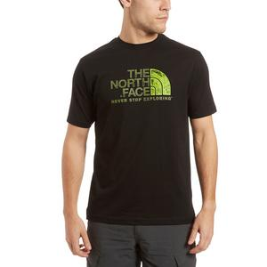 THE NORTH FACE Men's Rust T-Shirt