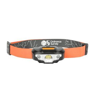Black Lifesystems Intensity 155 LED Head Torch
