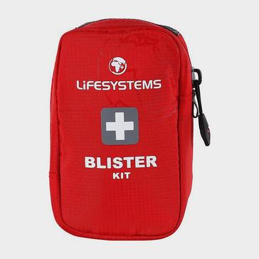 Red Lifesystems Blister First Aid Kit