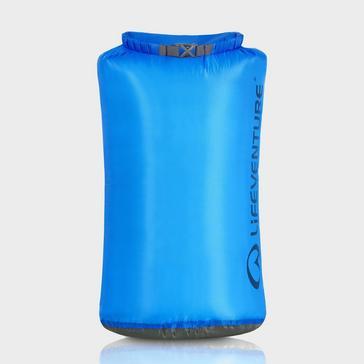 Blue LIFEVENTURE Ultralight 35L Dry Bag