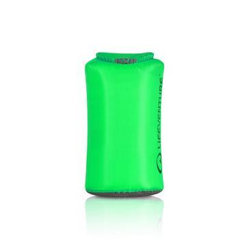 Green LIFEVENTURE Ultralight 55L Dry Bag