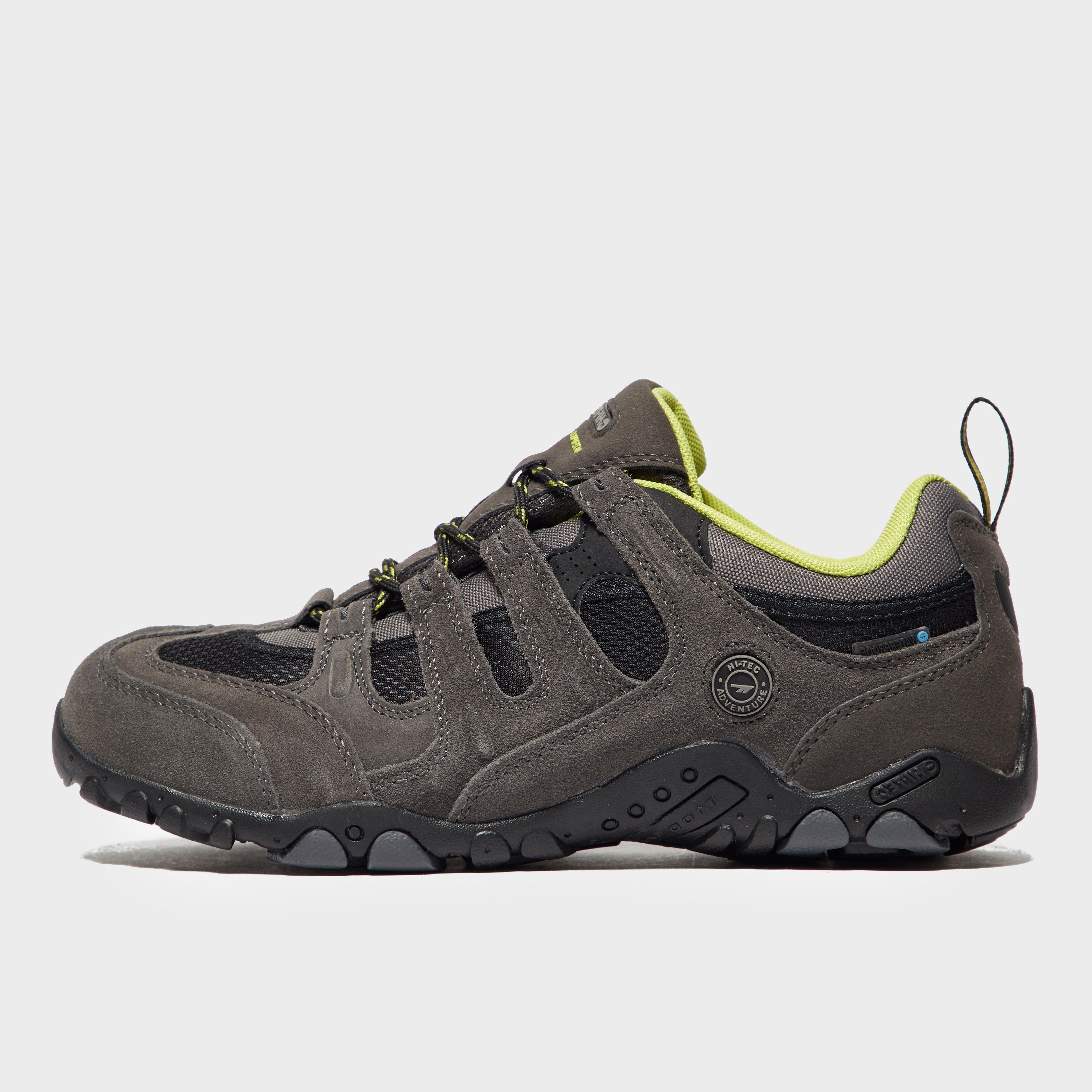 Hi Tec Hi Tec Mens Saunter Waterproof Walking Shoes - Grey, Grey