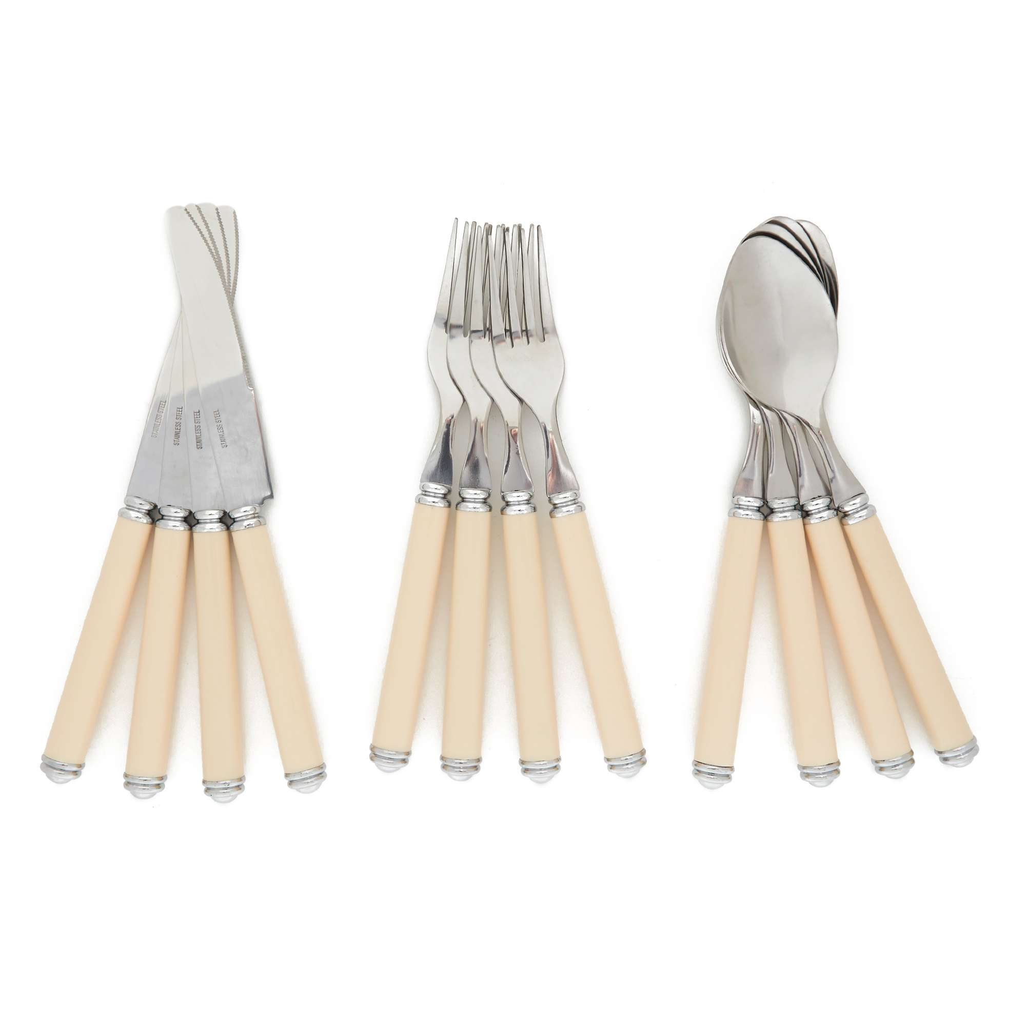 EUROKAMP 4 Person Cutlery Set