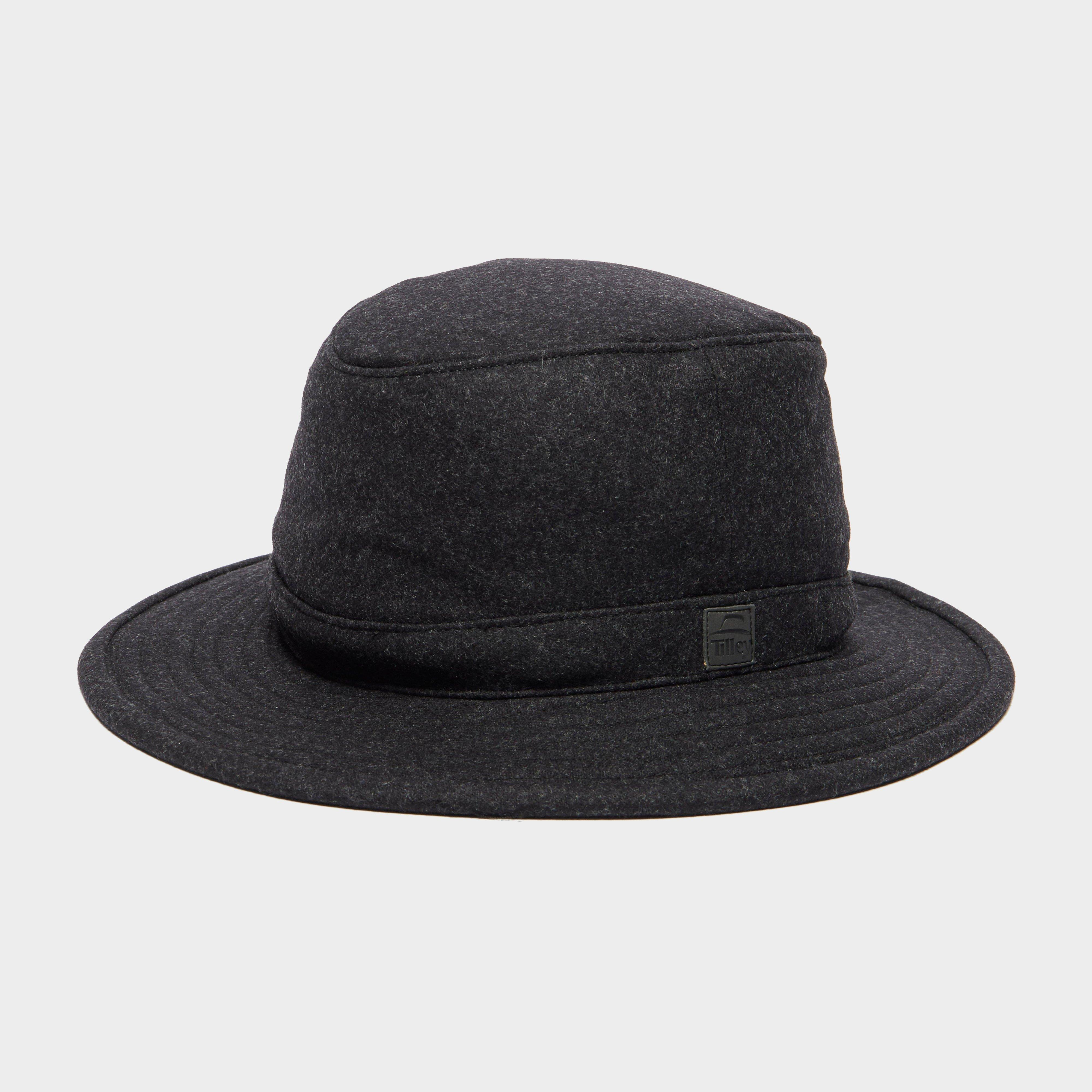 Tilley Tilley Mens TTW2 Tec Wool Hat - Black, Black