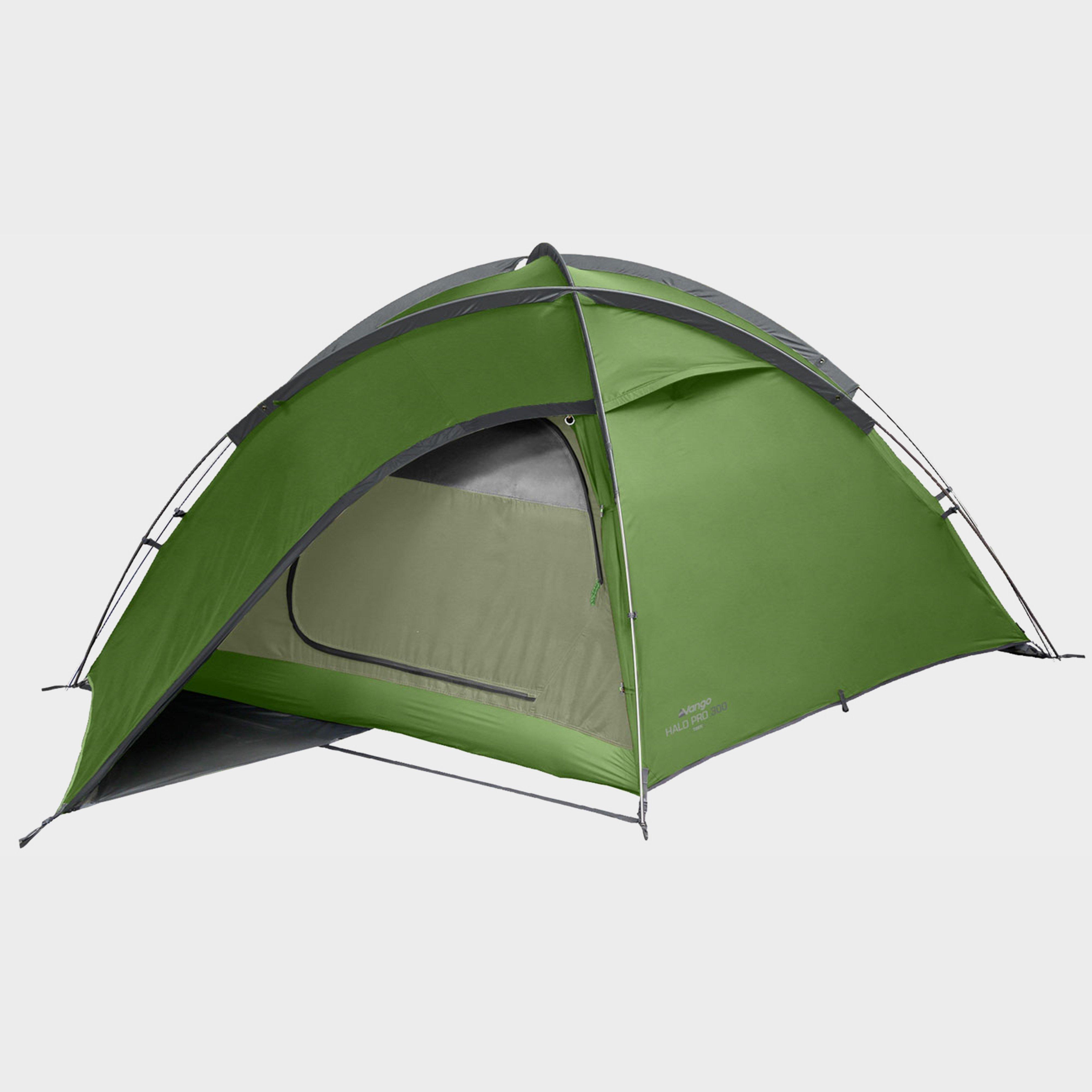 Vango Halo Pro 300 Backpacking Tent - Grn/Grn, Grey