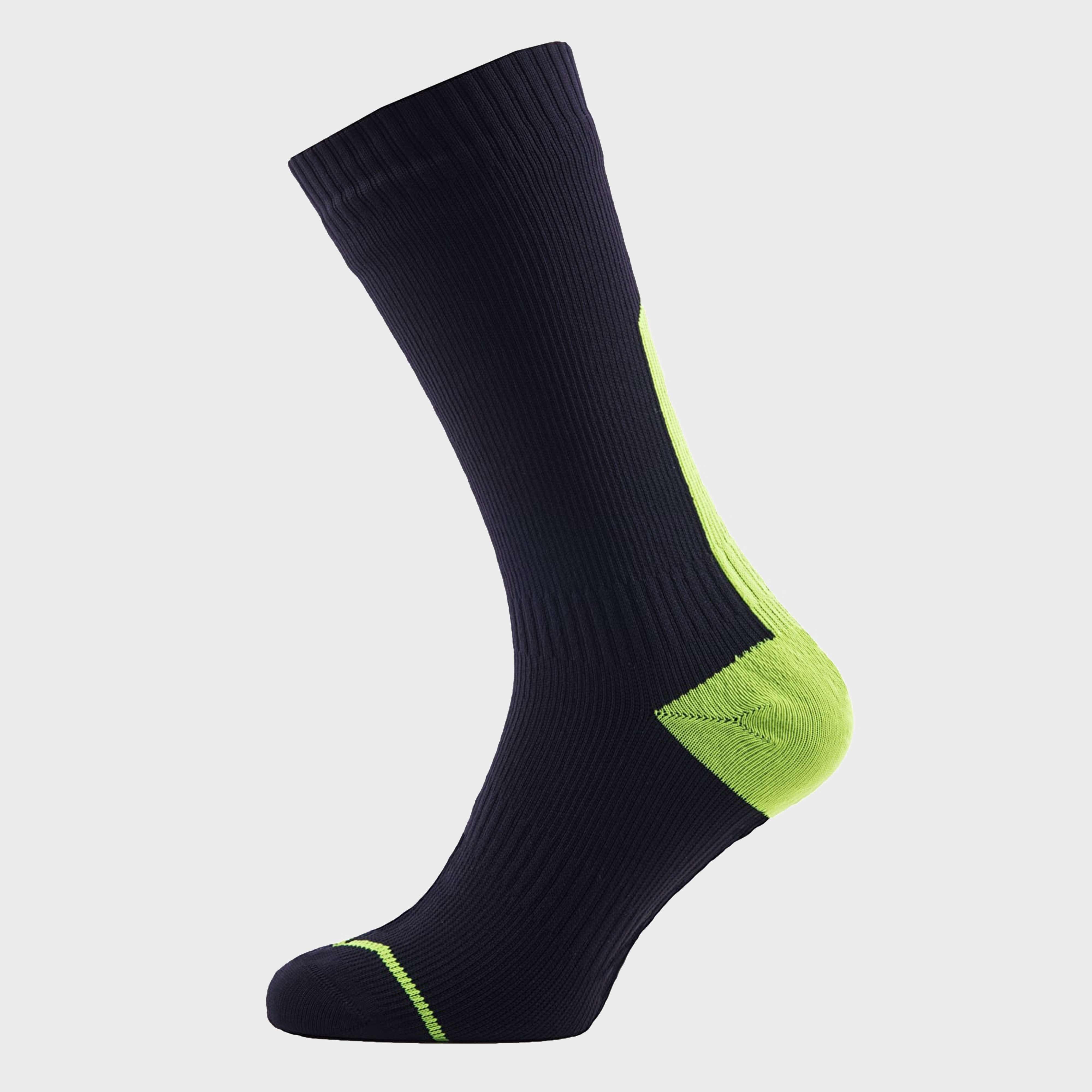 SEALSKINZ Sealskinz Road Thin Mid Socks with Hydrostop