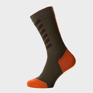 SEALSKINZ MTB Thin Mid Socks with Hydrostop